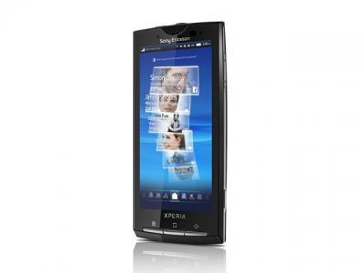 sony ericsson xperia x10i features. Sony Ericsson Xperia X10i