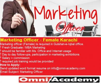 Offering ads in Karachi, Sindh Jobs Pakistan Classified Ads